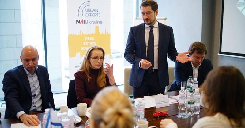 Підсумки року 2018 на ринку житлової і готельної нерухомості. У Києві відбувся прес-сніданок NAI Ukraine