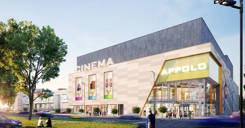 Першим якірним орендарем другої черги ТРЦ Appolo стане кінотеатр «Планета Кіно»
