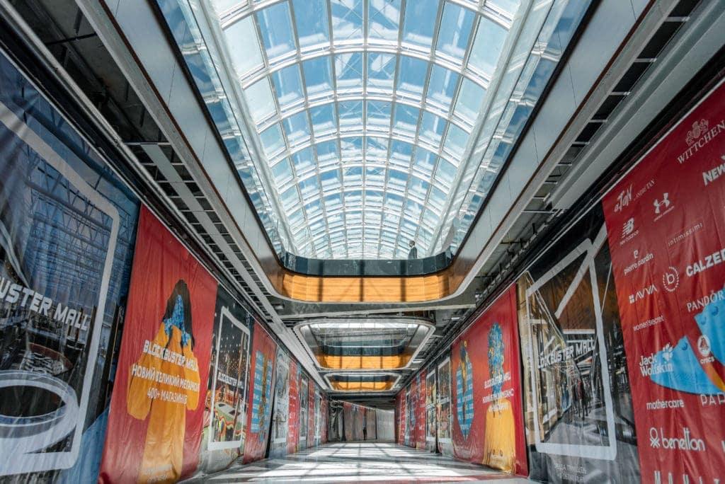 В Blockbuster Mall откроются шесть монобрендовых магазинов Fashion Retailer UltraGroup: каждый в новой концепции