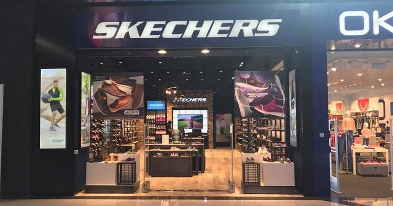 В Lavina Mall открылся магазин американского молодежного бренда Skechers