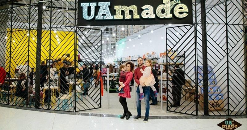 Магазин UAmade у Lavina Mall став переможцем конкурсу найкращих ритейл-дизайнів у двох номінаціях Best Retailers Design 2017