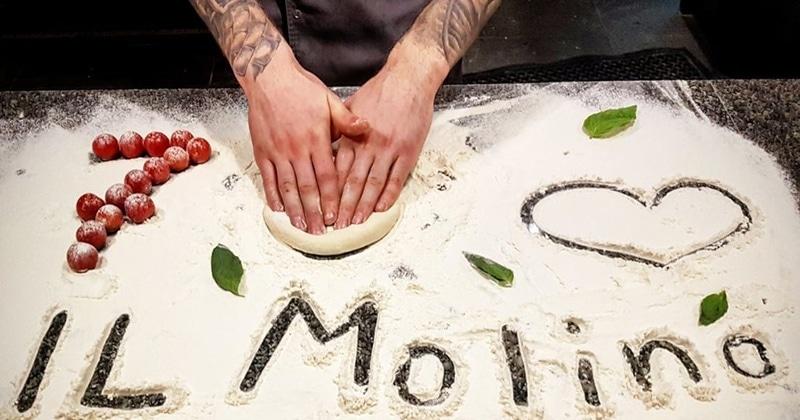 il Molino відкриває новий ресторан у Lavina Mall