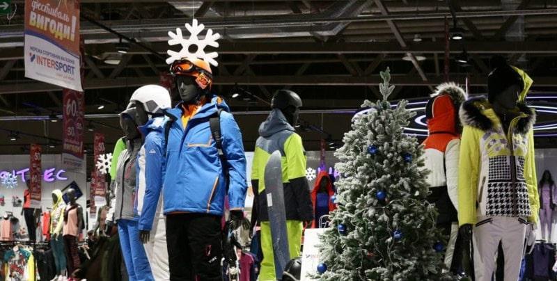 NAI Ukraine: Спортивний магазин Intersport відкрився у Lavina Mall