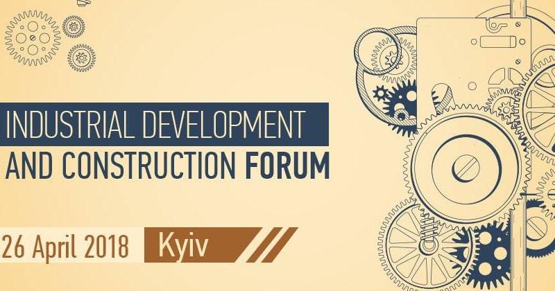 Представники компанії NAI Ukraine взяли участь у Industrial Development and Construction Forum