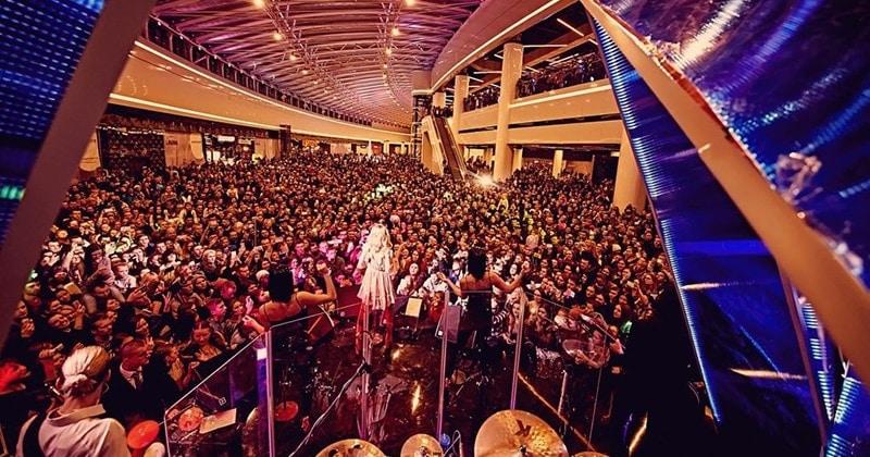 В день відкриття ТРЦ LAVINA Mall відвідало більше 110 тисяч осіб