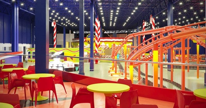 За емоціями – у Blockbuster Mall. Яким буде розважальний парк в новому мега-моллі?