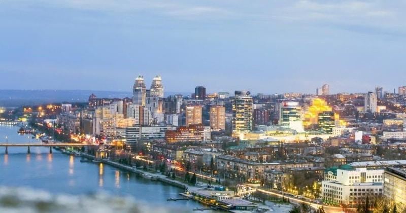 Компанія NAI Ukraine розробила концепцію другої черги торгового центру в Дніпрі