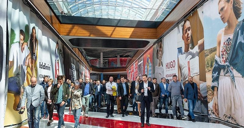 Зустріч з ритейлерами в Blockbuster Mall: учасники ринку прогнозують успішність мега-молу