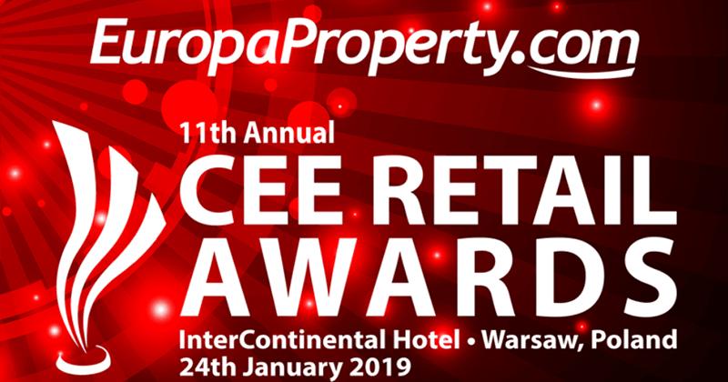 24 січня у Варшаві відбудеться вручення CEE RETAIL AWARDS. NAI Ukraine представлена відразу в двох номінаціях головної галузевої премії Центральної та Східної Європи