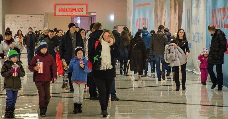 NAI Ukraine: найбільший кінотеатр в Україні Multiplex у Lavina Mall зафіксував рекордну відвідуваність під час новорічних свят