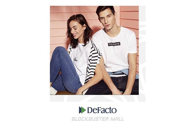В Blockbuster Mall откроется магазин DeFacto