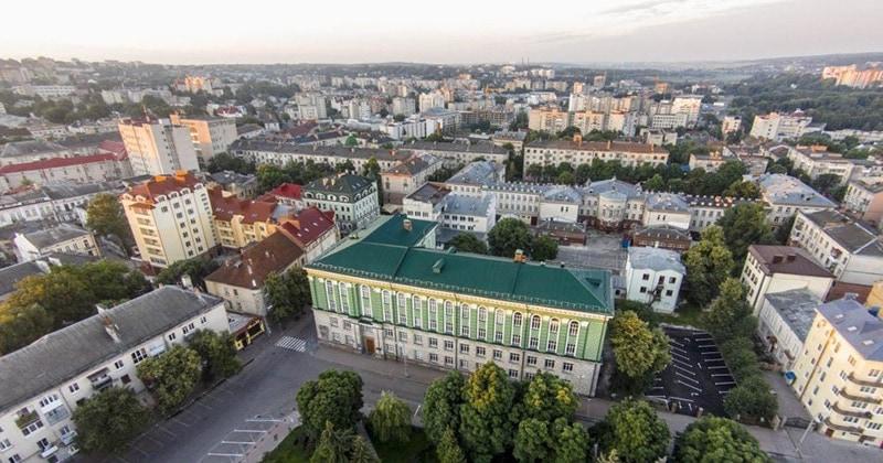 Компанія NAI Ukraine розробила концепцію торгового центру в Тернополі