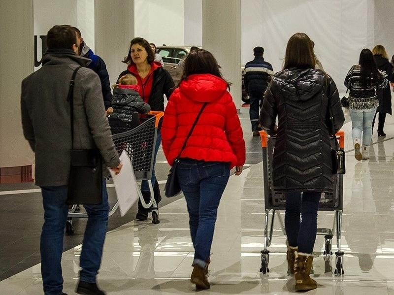 NAI Ukraine: більше 90% жителів Голосіївського району у Києві вважають за краще здійснювати покупки у торгових центрах