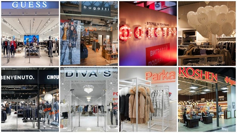 Сезон осінь-зима в Lavina Mall: нові магазини і майбутні відкриття