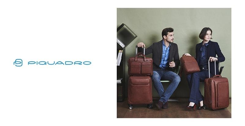 Італійський виробник PIQUADRO буде представлений у монобрендовому бутіку в Blockbuster Mall