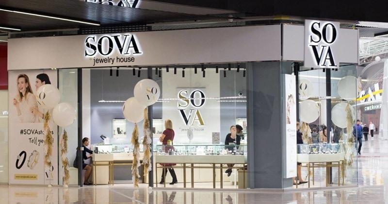 """""""Велике враження справив сам Lavina Mall: стильний, просторий, світлий і на нашу думку повністю підходить нашому концепту"""", – керівник роздрібної мережі SOVA Тетяна Александрова."""