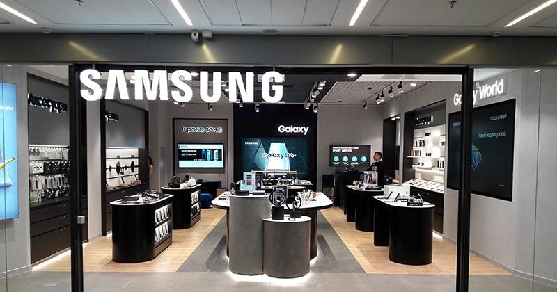 В Blockbuster Mall откроется Samsung Experience Store. Каким будет новый магазин?