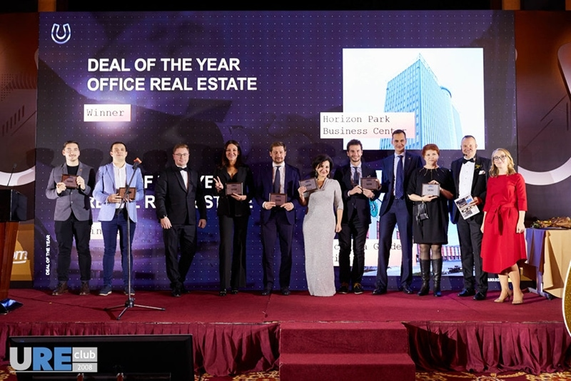 NAI Ukraine as the best brokerage company in Ukraine