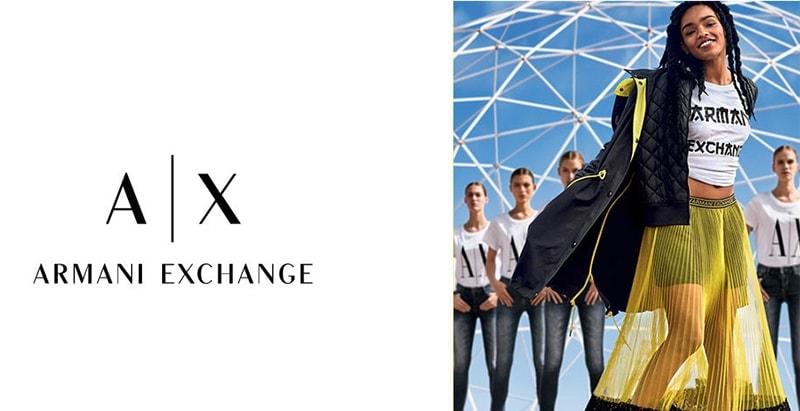 У Blockbuster Mall відкриється магазин бренду Armani Exchange