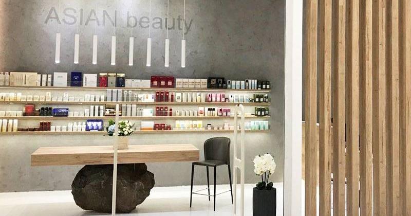 Перший мультибрендовий магазин корейської косметики «Asian Beauty» відкрився у Lavina Mall
