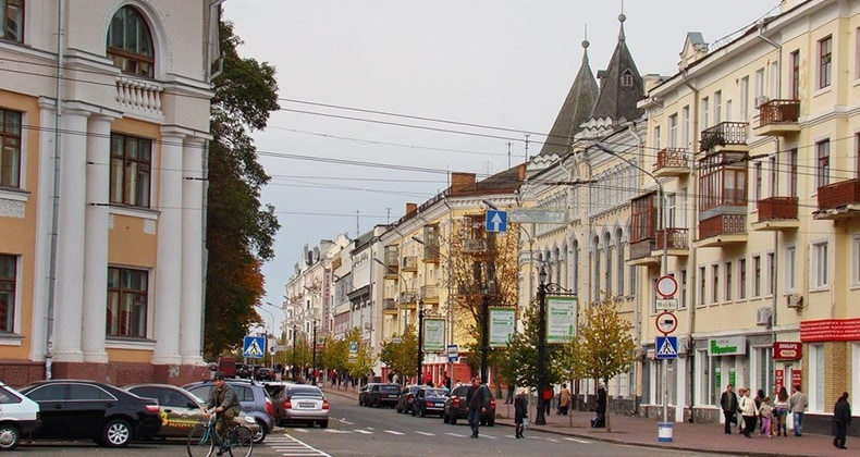 NAI Ukraine досліджує ринок Чернігова на доцільність створення нового торгового об'єкта