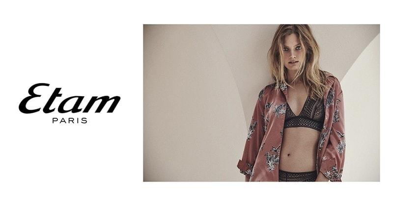 Французский бренд женского белья Etam откроет магазин в Blockbuster Mall