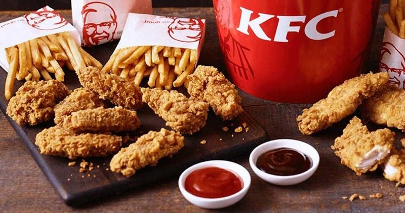 Торжественное открытие ресторана KFC состоится 7 октября на фудкорте Lavina Mall