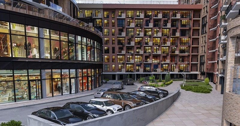 Що відбувається на ринку торгової нерухомості в житлових комплексах – оцінка Віталія Бойко, генерального директора NAI Ukraine