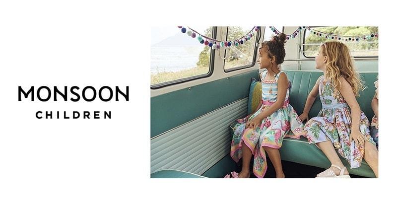 Британська дитяча мода: в Blockbuster Mall готується до відкриття магазин Monsoon Children