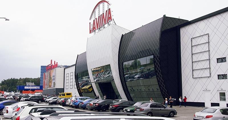NAI Ukraine: Денна відвідуваність Lavina Mall на вихідних перевищила 50 тисяч людей