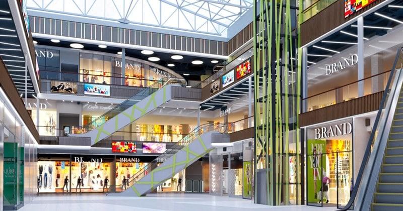 ТРЦ «OASIS» – первый торгово-развлекательный центр над станцией метро – откроется уже зимой