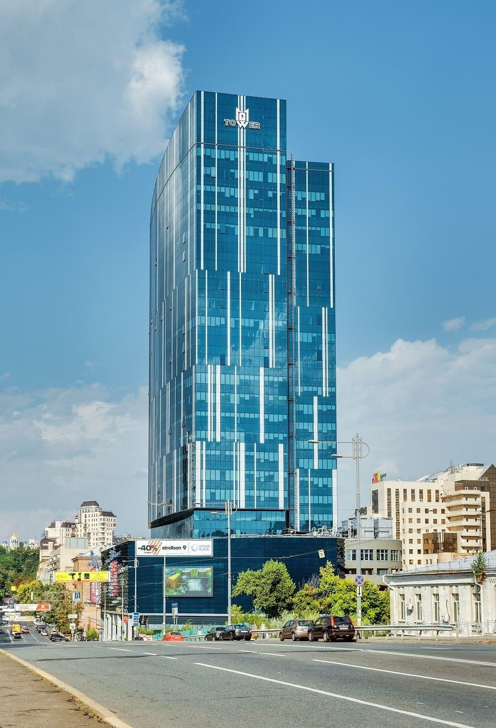 BC 101 Tower