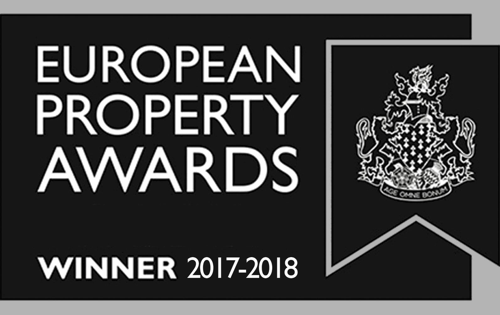 European Property Awards <br>2018-2019