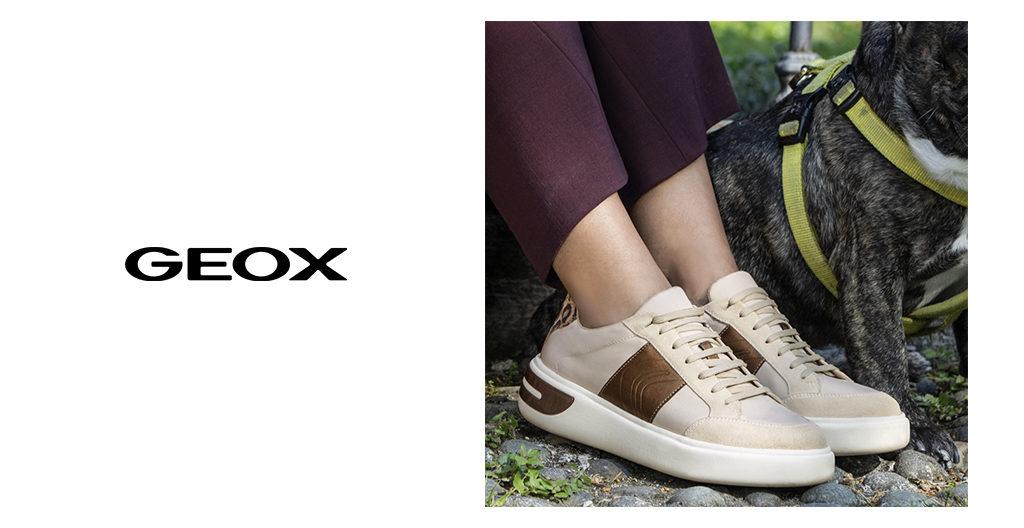 «Взуття, яке дихає». У Blockbuster Mall відкриється магазин бренду Geox