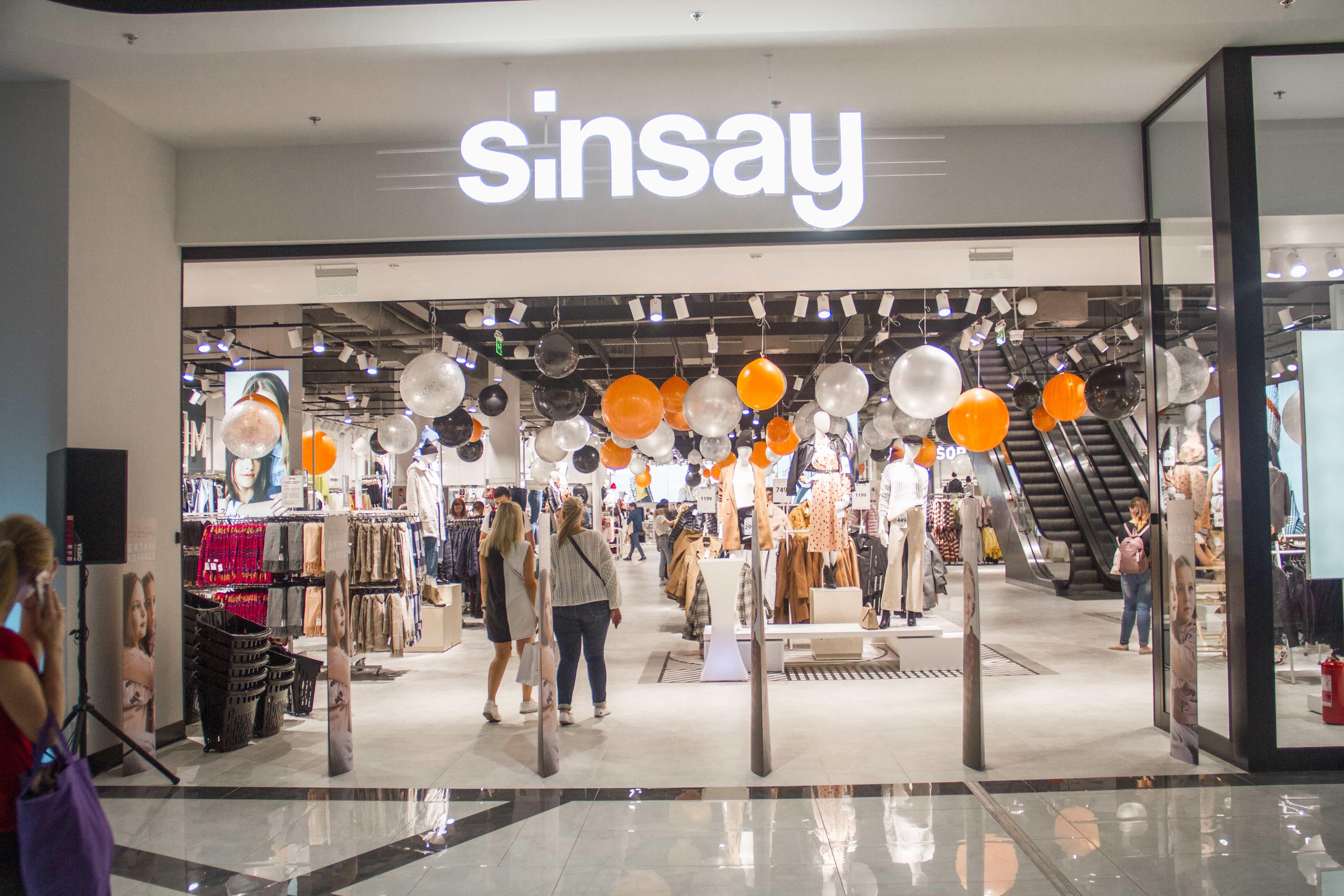Новий «якір»: найбільший у світі магазин Sinsay відкрився у Lavina Mall