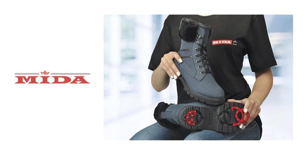 Магазин українського взуттєвого бренду MIDA відкриється в Blockbuster Mall