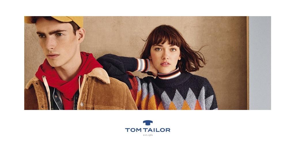 У Lavina Mall готується до відкриття магазин Tom Tailor