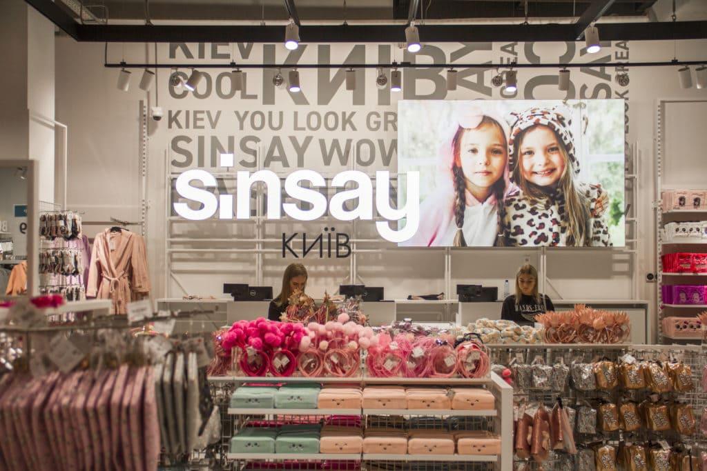 Sinsay Lavina Mall