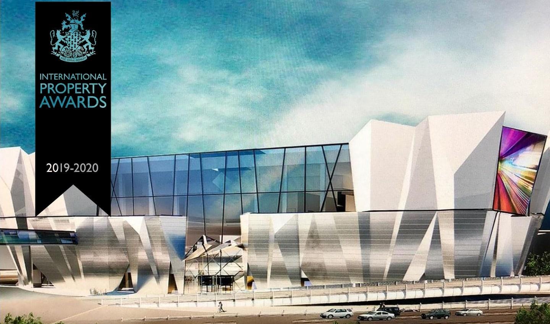 ТРЦ Ocean Mall отримав престижну міжнародну премію European Property Awards
