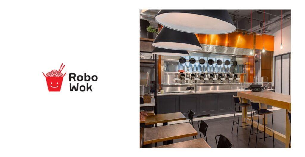 На фудкорте Blockbuster Mall откроется RoboWok
