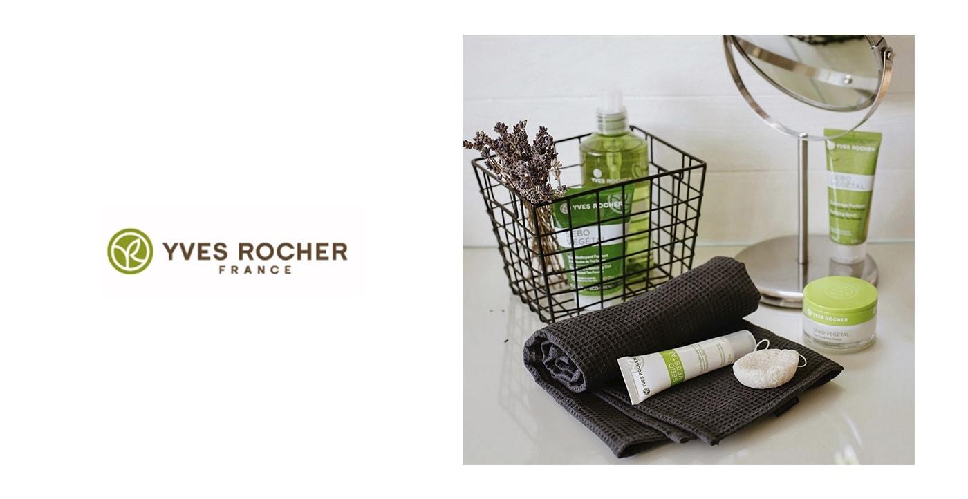 В Blockbuster Mall відкриється бутик Yves Rocher