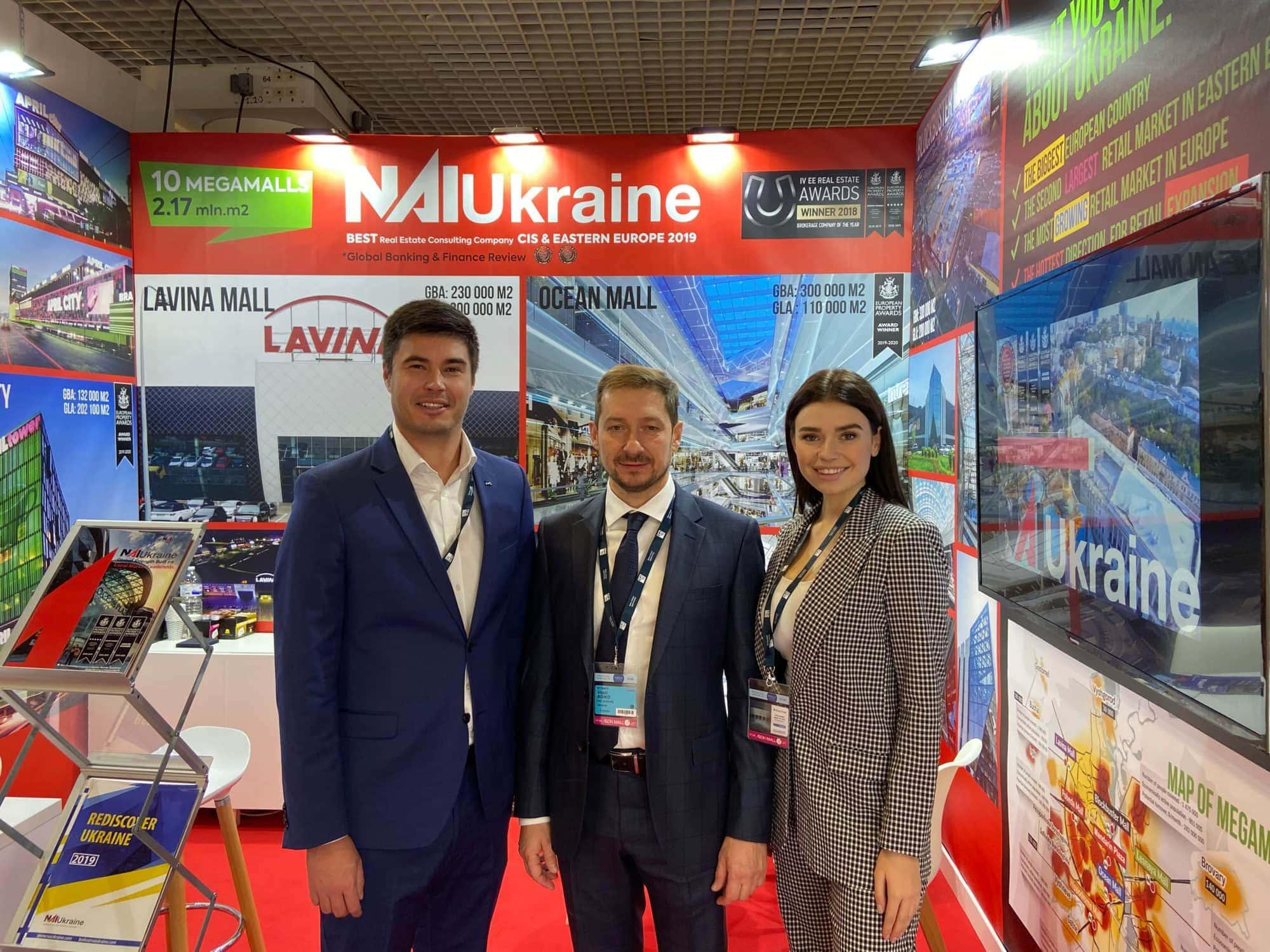 CEO NAI Ukraine Віталій Бойко: «В цьому році на MAPIC у Канах ми провели більше 60 зустрічей із глобальними ритейлерами, серед них велика кількість знакових компаній»