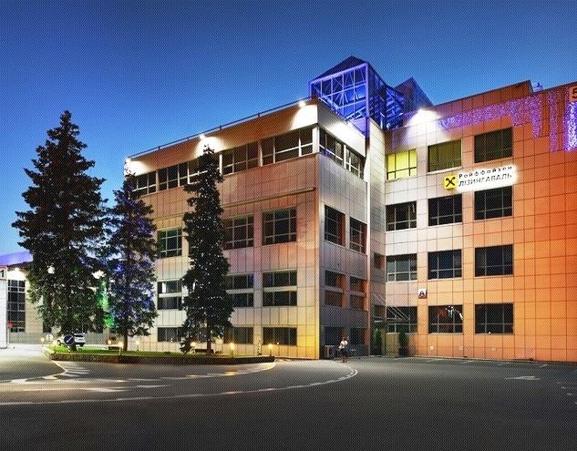 BC Forum Park Plaza
