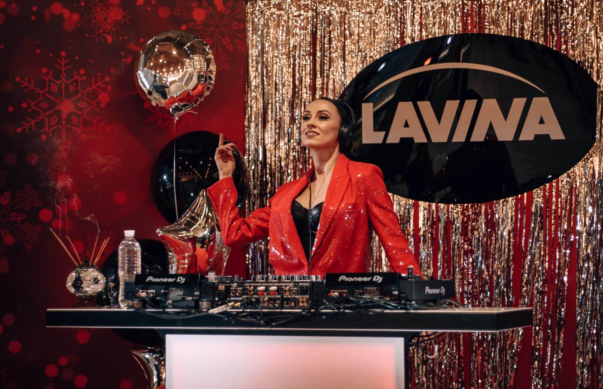 Lavina Mall Party