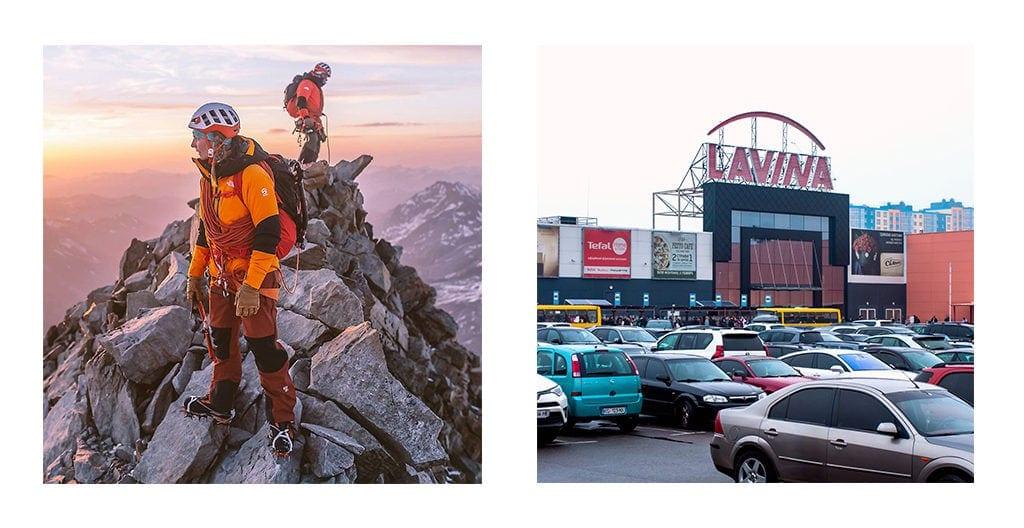 Новые бренды в Lavina Mall — в мегамолле откроется The North Face