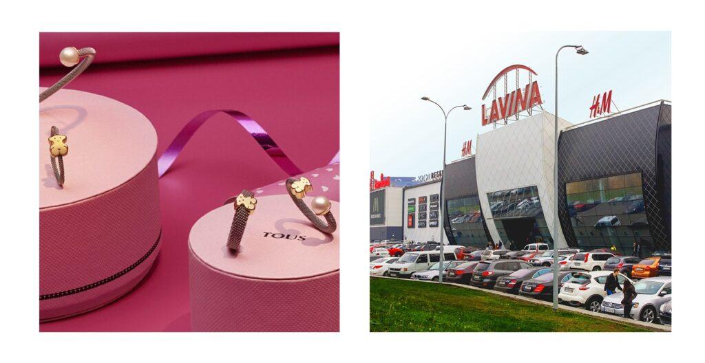 «Мишки» уже в Lavina Mall. В ТРЦ открылся магазин Tous
