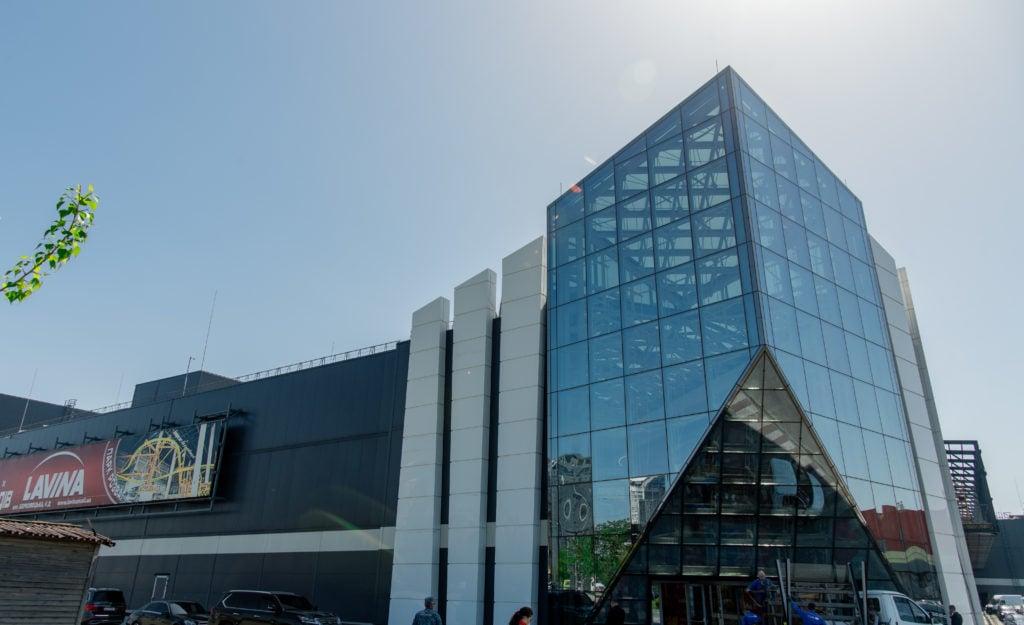 Blockbuster Mall