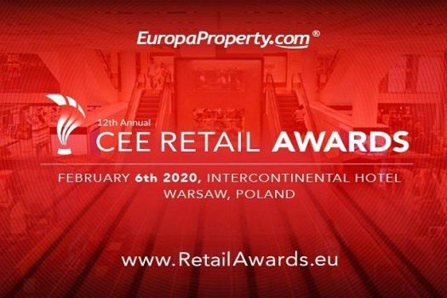 NAI Ukraine потрапила у шорт-лист найкращих агентств у ритейлі за версією міжнародної премії CEE Retail Real Estate Awards