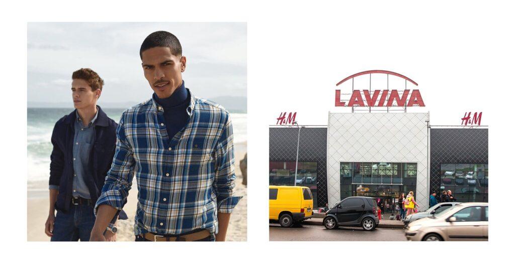 В Lavina Mall откроется магазин бренда Gant