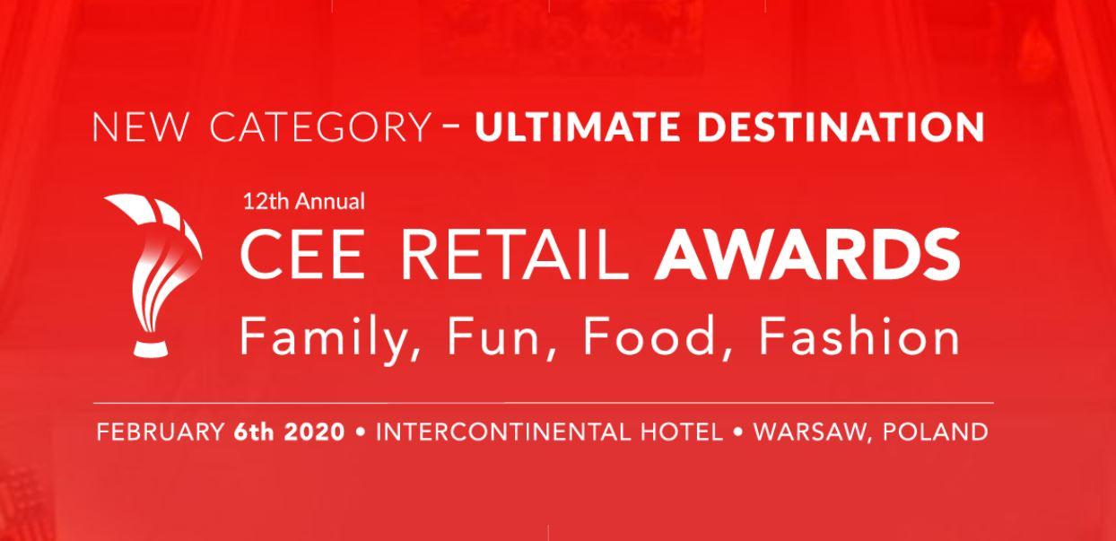 Blockbuster Mall – у шорт-листі престижної міжнародної премії 12th annual CEE Retail Real Estate Awards